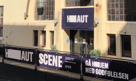 I høst kan du gå i teateret hver helg i Haugesund