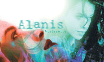 Alanis Morissette slipper deluxe versjon av Jagged Little Pill