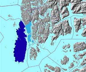 Nå kommer befolkningsundersøkelsen om fastlands-Karmøy