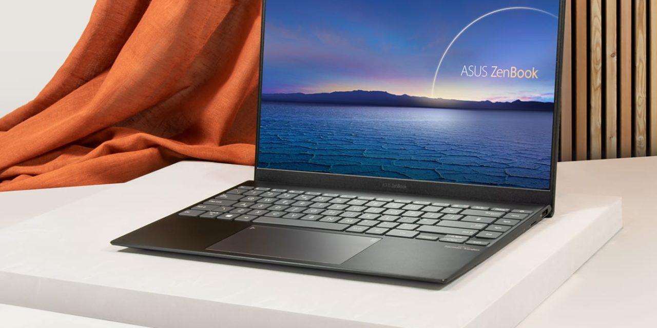 ASUS lanserer nye ZenBook 14 (UM425 / UX425) med AMD og Intel opsjoner i Norge