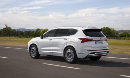 Santa Fe blir større, smartere og ladbar – Hyundai slipper en rekke nye detaljer