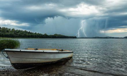 Ikke gjør dette i lyn- og tordenvær