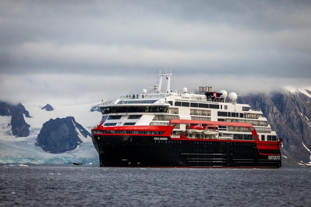 Koronasituasjonen: Statusoppdatering fra Hurtigruten