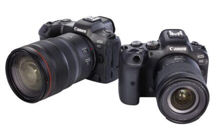 Canon EOS R5 og EOS R6: enestående ytelse, endeløs kreativitet