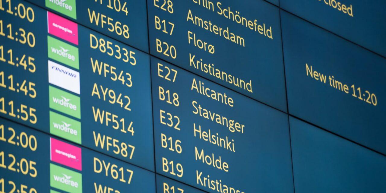 7 av 10 har endret reiseplaner som følge av Koronapandemien