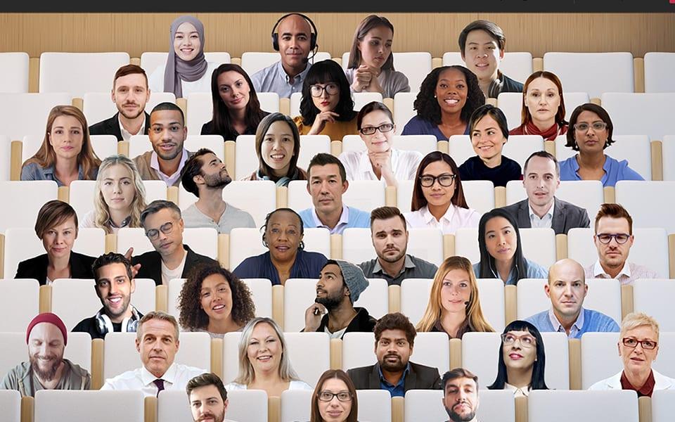 Nye funksjoner i Teams tar virtuelle møter til et nytt nivå