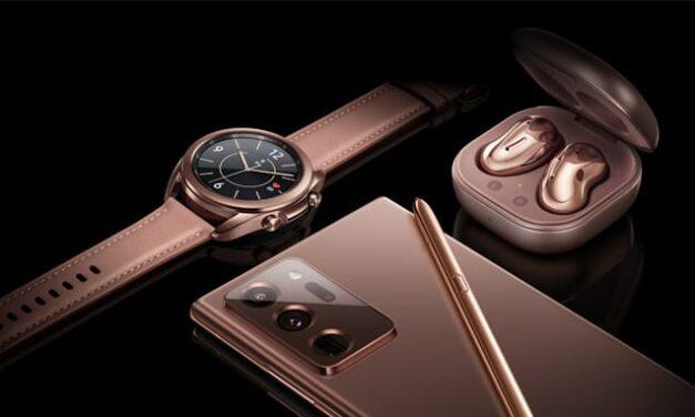Samsung presenterer Galaxy Note20